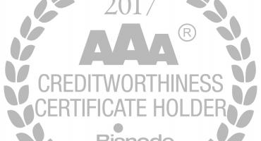 Certifikat bonitetne izvrsnosti